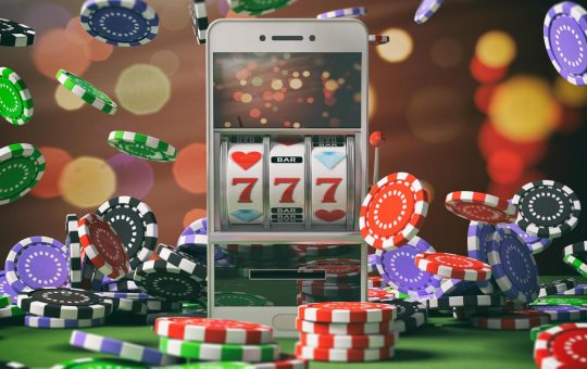 Highly Effective Ideas That Will Help You Online Casino Better