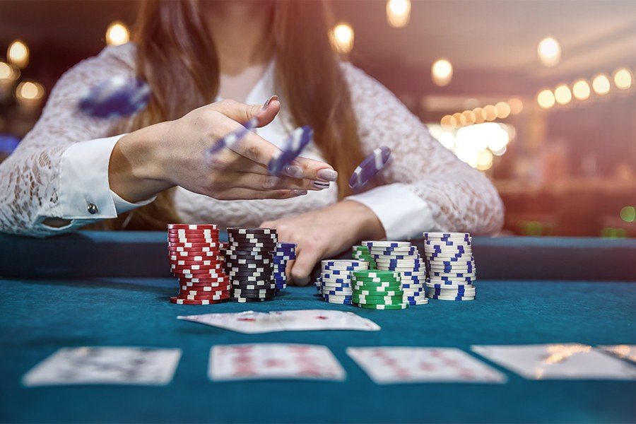 Online Gambling And Love How They're The identical